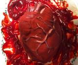 Bleeding Heart Bath Bomb