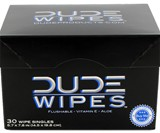 Box of Dude Wipes