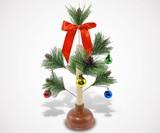 Christmas Tree Toilet Plunger