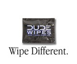 Dude Wipes Advertisement