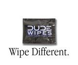 Dude Wipes Advertisement
