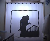 Nosferatu Shower Curtain