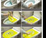 Pongtu Disposable Sticker Toilet Plunger