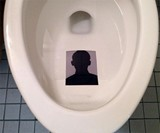 PPShots Toilet Photo Holder