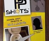 PPShots Toilet Photo Holder