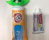 Puking Grogu Baby Yoda Toothpaste Topper
