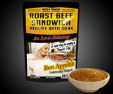 Roast Beef Sandwich Bath Soak