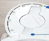 SpinX Toilet Cleaning Robot