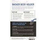 Sudski - Shower Beer Holder