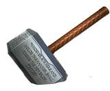 Thor's Hammer Toilet Paper Holder