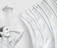 Curvit Shower Space Expander