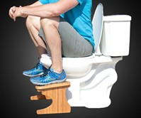 Squatty Potty - Posturally Correct Pooping