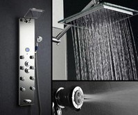Waterfall & Massage Shower Panel