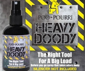 Heavy Doody #2 Odor Eliminator