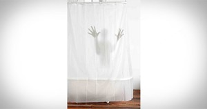 Wanted Shower Curtain
