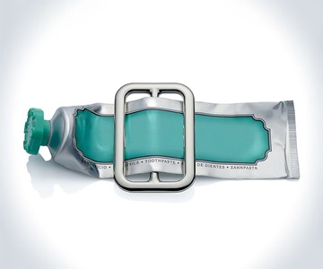 Alessi Toothpaste Buckle Squeezer