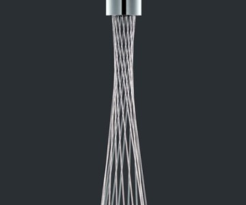 Mikado Aerator Gridded Flow Faucet