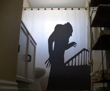 Nosferatu Shower Curtain