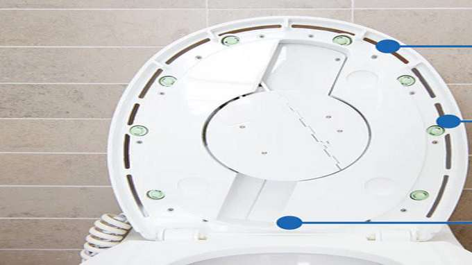 Spinx Toilet Cleaning Robot Dudeiwantthat Com