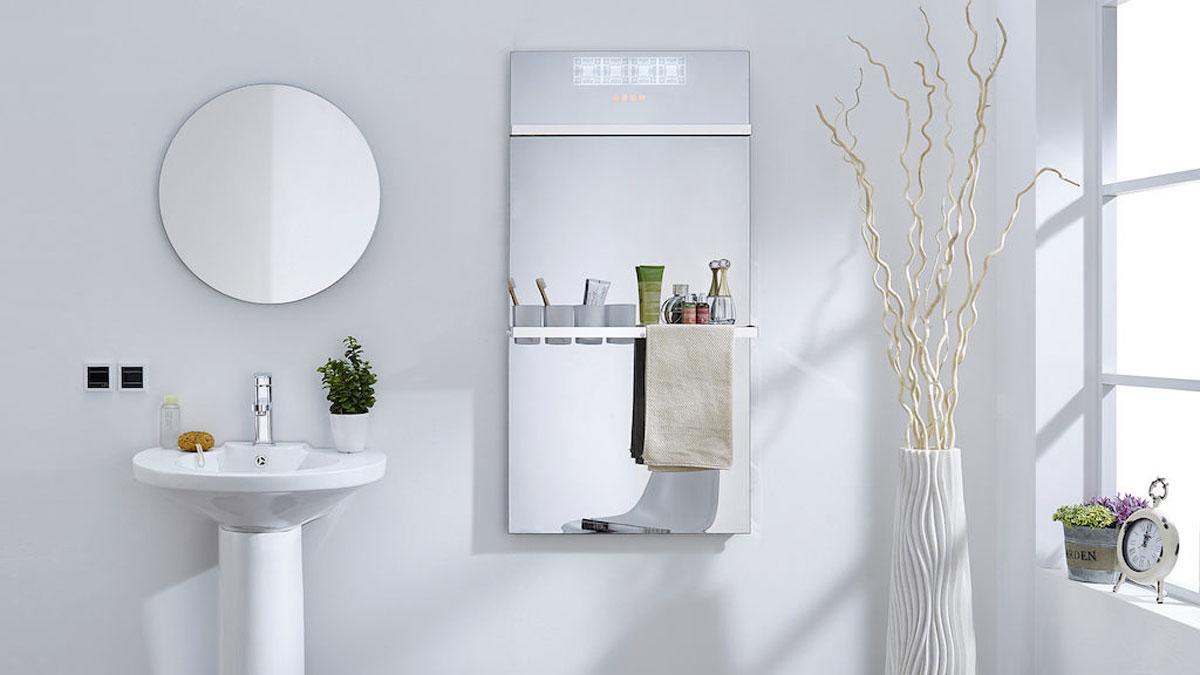 SuninX Multi-Functional Infrared Mirror Heater