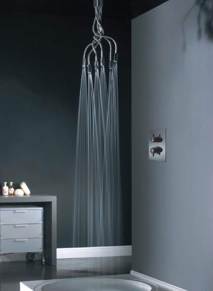 Tentacled Shower Head Dudeiwantthat Com