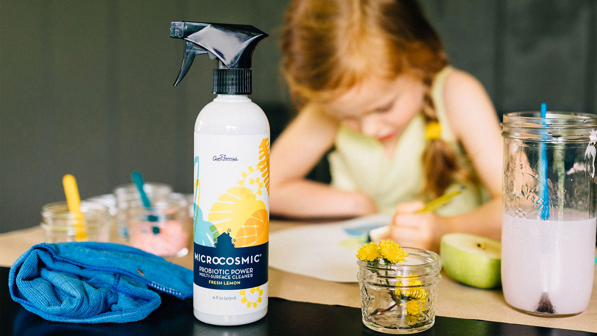 Aunt Fannie's Microcosmic Probiotic Surface Cleaner