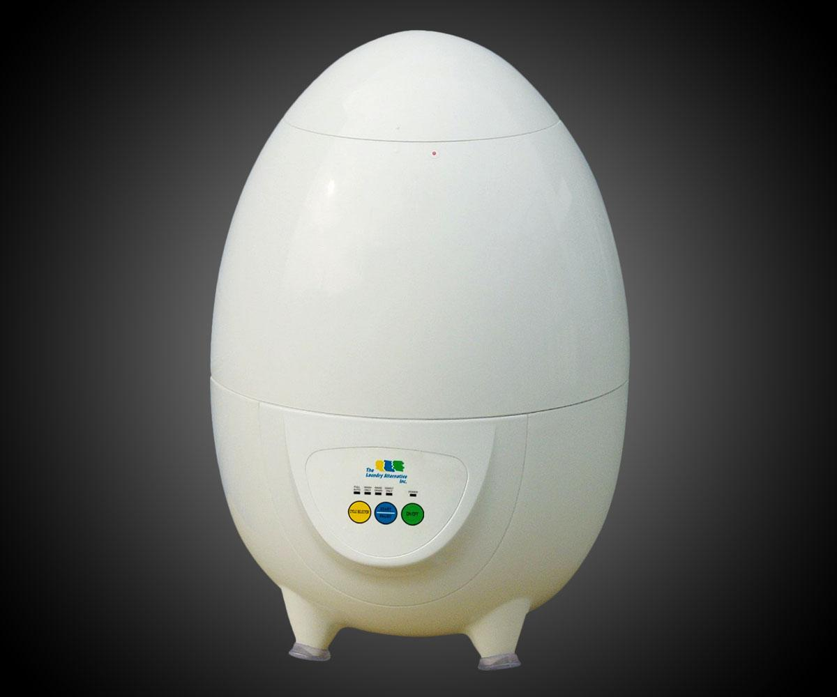 Mini Clothes Washer Eco Egg Automatic Mini Washing Machine Dudeiwantthatcom