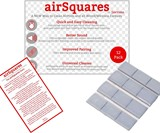 AirSquares Gunk Removers for AirPods & Other Devices
