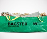 Bagster Dumpster in a Bag - Holds up to 3,300 Pounds