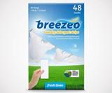 Breezeo Laundry Detergent Strips