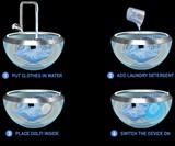 Dolfi Ultrasonic Clothes Washer