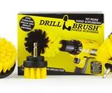 Drillbrush Power Scrubber Cleaning Kit