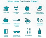 OmiSonic - Wireless Ultrasonic Cleaning Tool