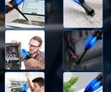 OPOLAR 2-in-1 Cordless Air Duster & Vacuum