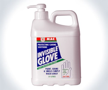 Invisible Glove Protective Hand Coating