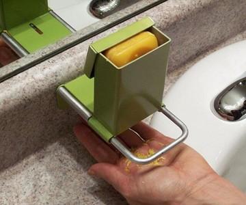 The Super Shaver Soap Saver