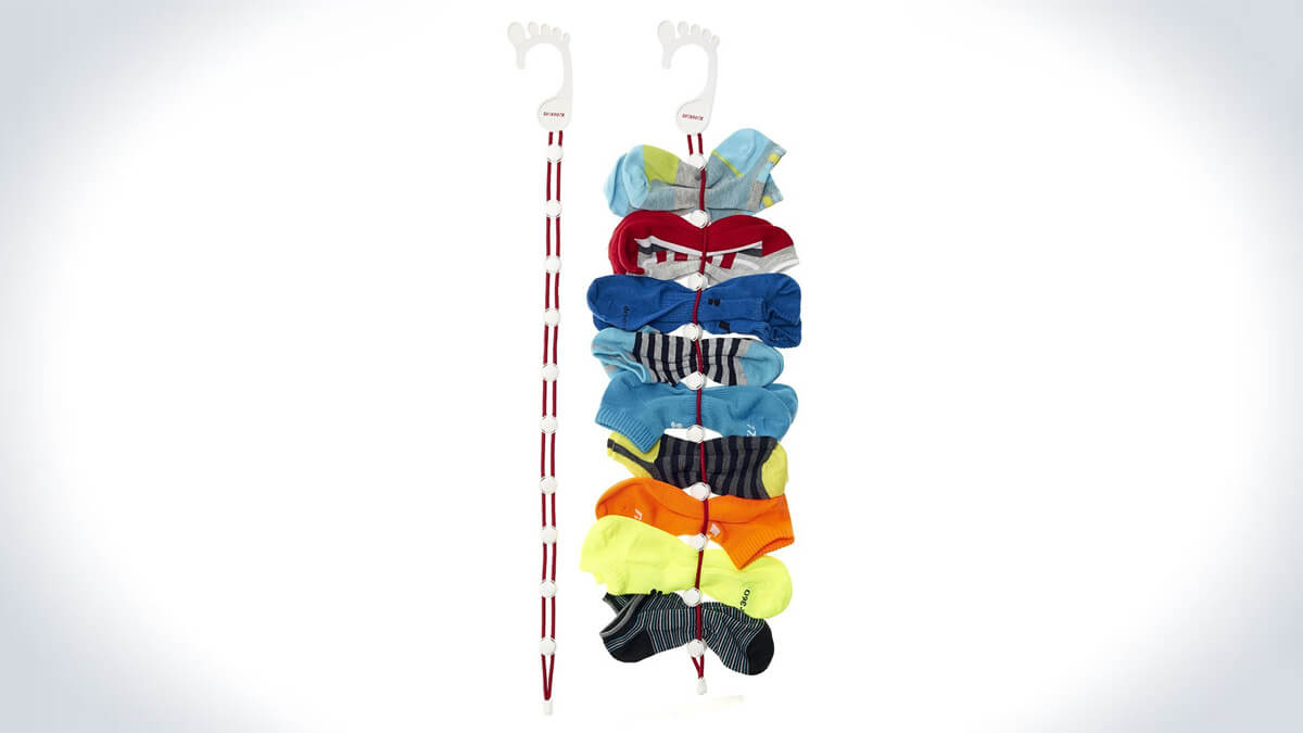 SockDock - Washable/Dryable Sock Organizer