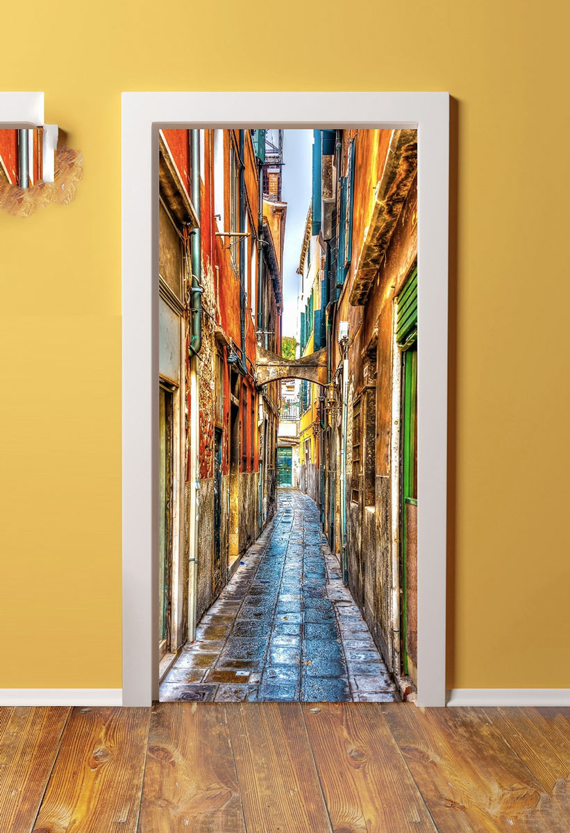 3D Door Wraps | DudeIWantThat.com