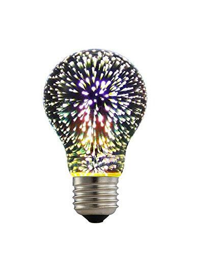 3d Fireworks Light Bulbs Dudeiwantthat Com