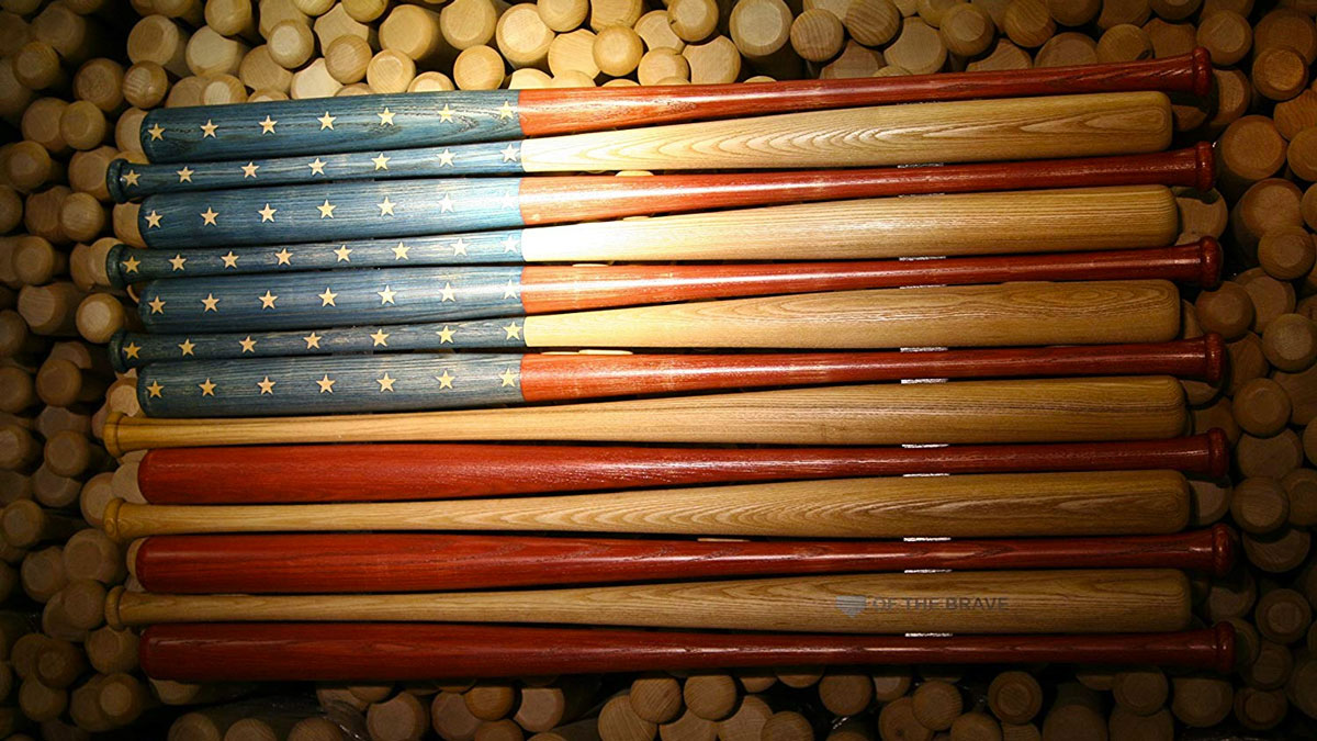 Baseball Bat American Flag ... 2bcf3991697