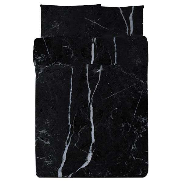 Black Amp White Marble Bedding Dudeiwantthat Com