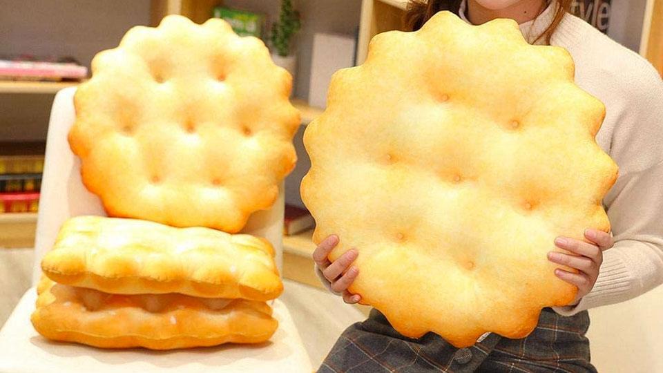 Cracker Throw Pillows
