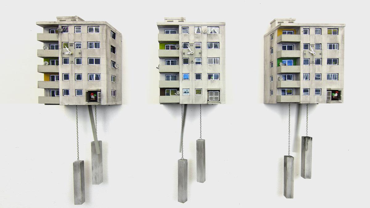 Cuckoo Blocks