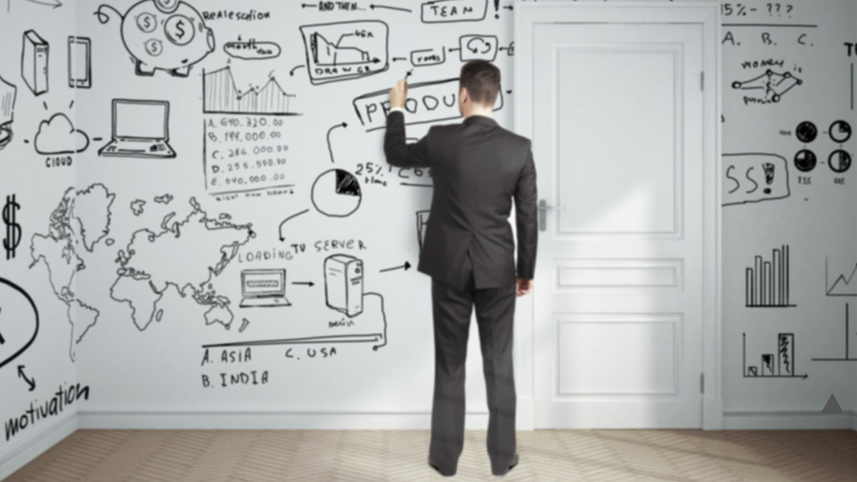 Dry Erase Whiteboard Wall Paint