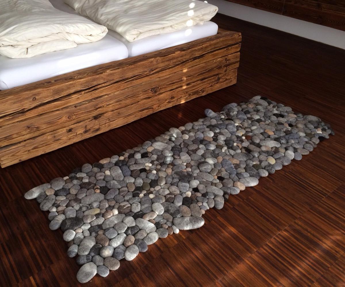 felt stone area rugs | dudeiwantthat Area Rugs