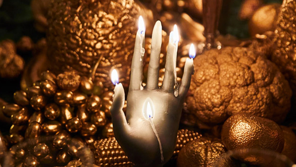 Light My Fingers Candle
