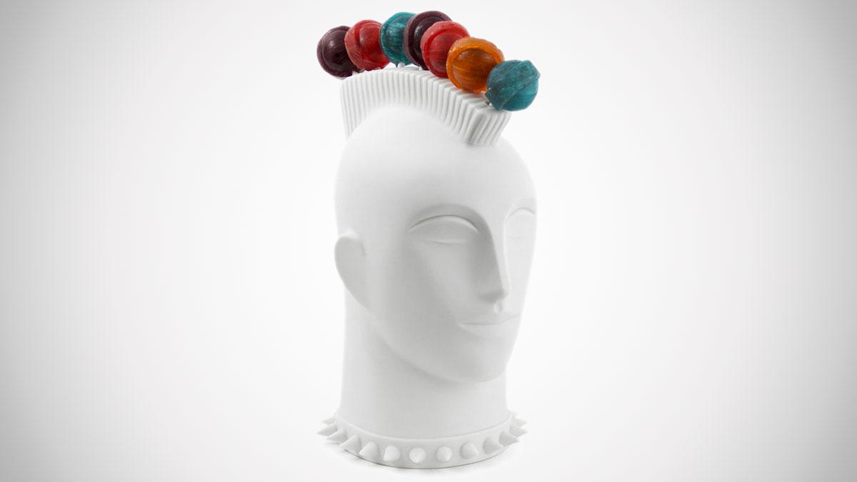 Mohawk Lollipop Holder