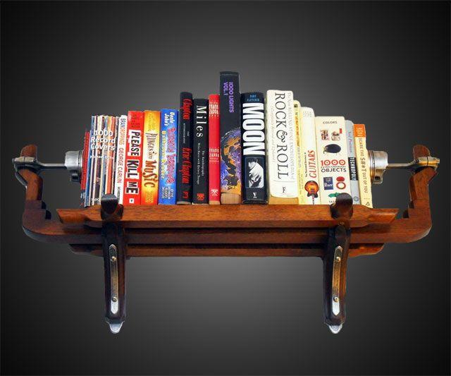 Piston Bookshelf
