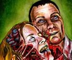 Custom Zombie Portraits