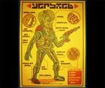 Alien Anatomy Print